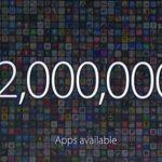 2 millioner apps i Apples App Store (Foto: GSMArena.com)