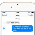 iMessage (Foto: Apple)