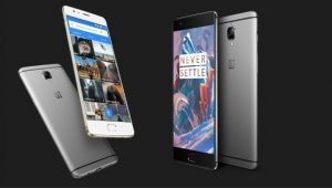 OnePlus 3 (Foto: OnePlus)