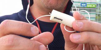Phoamy fjerner vindstøjen (Foto: MereMobil.dk)