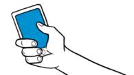 """En applikation til smartphonen gør det nu muligt, at tjekke ud af det udskældte """"Rejsekortet"""", når rejsen er slut."""
