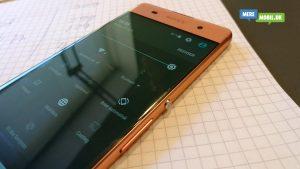 Sony Xperia XA (Foto: Meremobil.dk)
