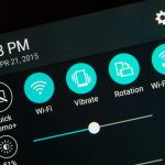 Wi-Fi opkald Android