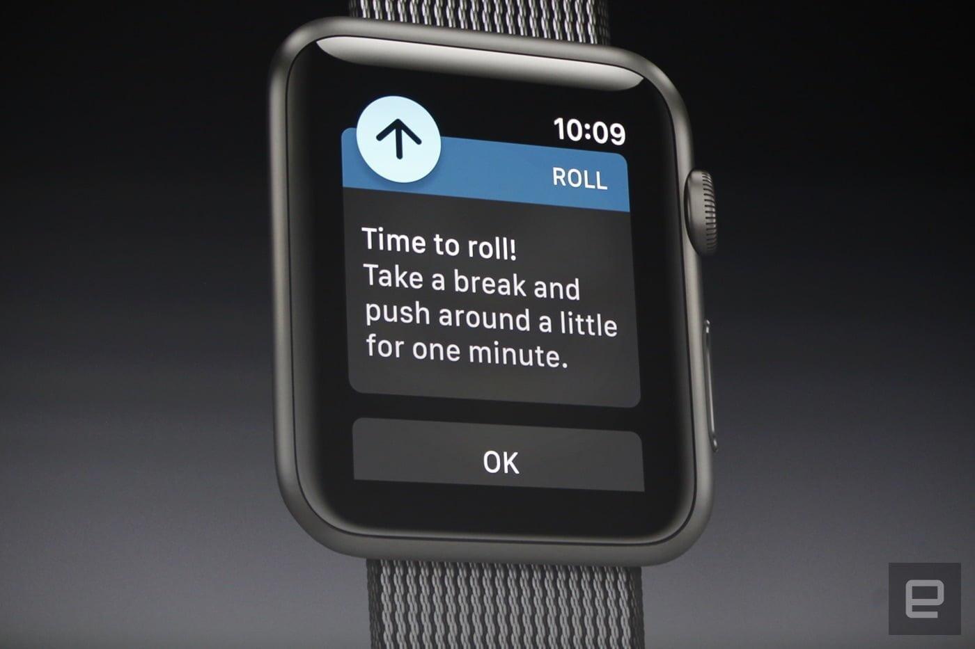 Her er nyhederne i watchOS 3 til Apple Watch