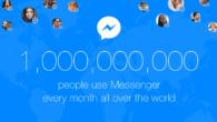 KORT NYT: Facebook har netop oplyst, at der nu er mere end én milliard mennesker, som hver måned benytter Facebook Messenger.