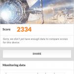 Sony Xperia X Performance screenshot (Foto: MereMobil.dk)