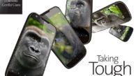 Corning, den største leverandør af glas til smartphones, praler med, at deres nyeste produkt Gorillia Glass 5 overlever fald i 80 procent af tilfældene.
