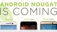 HTC har allerede meldt ud, hvilke af deres topmodeller, som vil få Android 7.0 Nougat først. Se modellerne her.