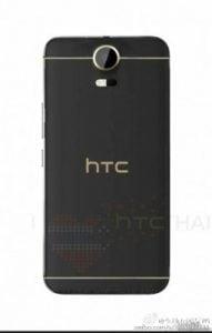 HTC Desire 10 lækket billede fra GMSArena