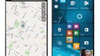 KORT NYT: HERE Maps er ikke længere tilgængelig på Windows Phone. I stedet tilbydes Windows Maps.