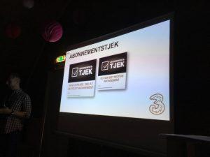 """3 fortæller om """"Abonnementstjek"""" (Foto: MereMobil.dk)"""