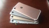 Der er lækket et nyt billede af iPhone 7, som viser den kommende iPhone 7 i alle de fire farvevarianter, som den ventes at komme på markedet i.