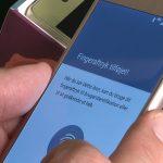 Xperia X serien - mere præcist fingeraftryk (Foto: MereMobil.dk)