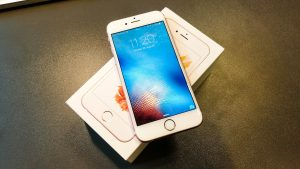 Apple iPhone 6S (Foto: MereMobil.dk)