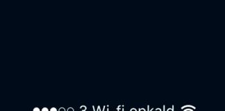 Wi-Fi opkald hos 3 (Foto: MereMobil.dk)