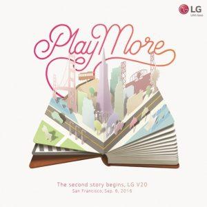LG inviterer til event hvor de vil offentliggøre V20 (Foto: LG)