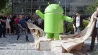 Android og Googles tjenester er lige nu gratis for mobilproducenterne. Bliver det også sådan fremover efter EU-dommen? Google-topchef rasler med sablen.