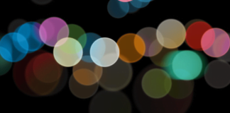 Invitation til Apple event 2016