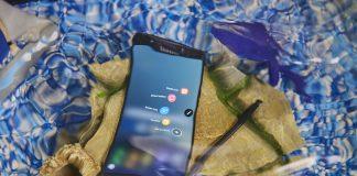 Samsung Galaxy Note 7 (Foto: Samsung)
