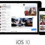 iOS 10 på iPhone og iPad