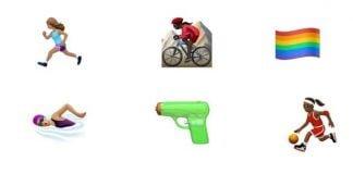 Apple klar med nye emojis til iOS 10 (Foto: Apple)