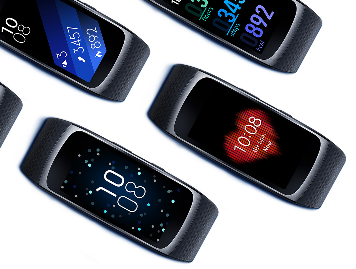 samsung gear fit 2 test sportstracker med v sentlige fejl. Black Bedroom Furniture Sets. Home Design Ideas