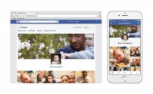 Facebook Scrapbook (Foto: Facebook)