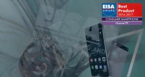Huawei P9 vinder EISA Award 2016-2017