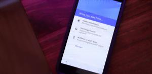 Skift fra iOS til Android med Googles hjælp i Android 7.0 Nougat (Kilde: 9to5Google.com)