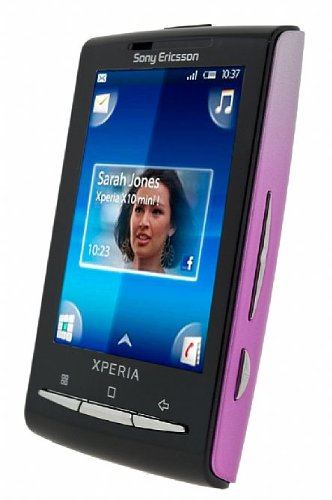 Sony Ericsson Xperia X10 Mini (Foto: Sony Ericsson)