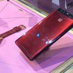 Huawei P9 i rød (Foto: MereMobil.dk)