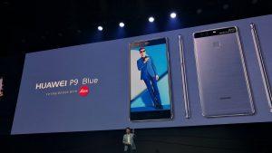 Huawei P9 kommer i nye farver (Foto: MereMobil.dk)