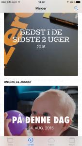 iOS 10 - nye muligheder i galleri (Foto: MereMobil.dk)