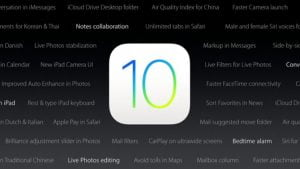 Apple iOS 10 (Foto: Apple)