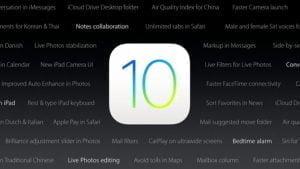 Apple iOS 10 (Foto: Apple)