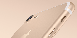 iPhone 7 i Guld (Foto: Apple)