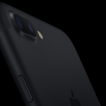 iPhone 7 i Sort (Foto: Apple)