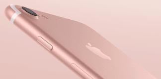 iPhone 7 i Rosa Guld (Foto: Apple)