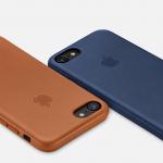 Læderetuier til iPhone 7 og iPhone 7 Plus (Foto: Apple)