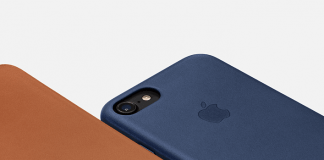 Læderetuier til iPhone 7 og iPhone 7 Plus (Foto: Apple)