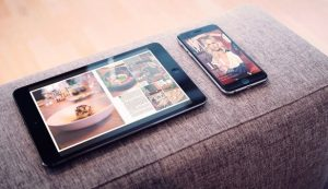 Egmont Publishing og magasin-applikationen Flipp (Foto: Egmont)