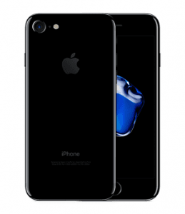 Apple iPhone 7 i Black (Foto: Apple)