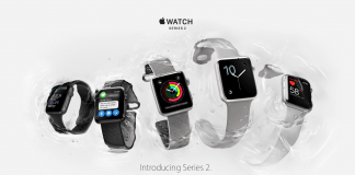Apple Watch Series 2 (Foto: Apple)