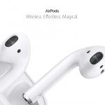 Apple AirPods (Foto: Apple)