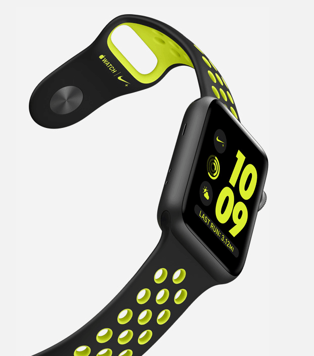 Apple Watch Series 2 Nike+ edition (Foto: Apple)