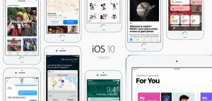 iOS 10 frigives 13. september 2016 (Foto: Apple)