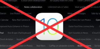 Ikke alle Apple-enheder får iOS 10 (Foto: Apple)