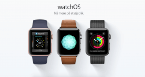 watchOS 3 fra Apple (Foto: Apple)