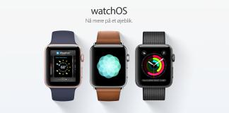 watchOS 3 fra Apple (Foto: Apple)