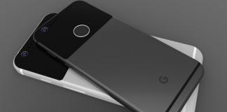 Google Pixel (Kilde: @Haniff)